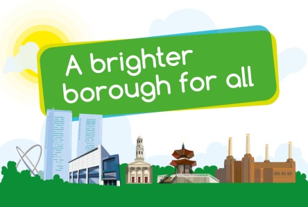 Brighter Borough logo